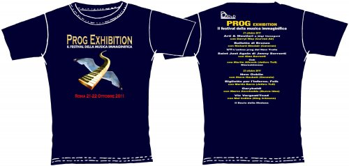 Tshirt Prog exhibition